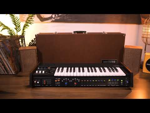 miniKORG700FS Limited Edition: Revel in the Revival