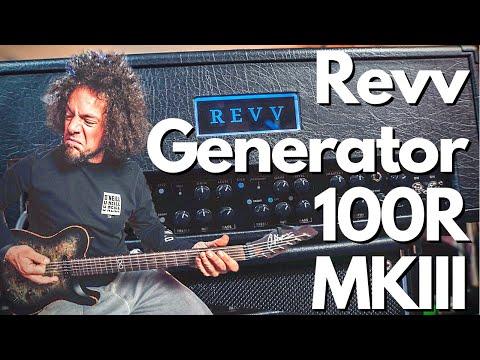 Revv Generator 100R MKIII   A Big Box Of Tones & Tricks