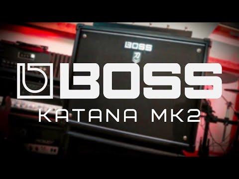 THE BEST JUST GOT BETTER   BOSS Katana MK2