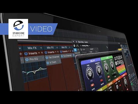 PreSonus Studio One 5 - Everything You Need To Know