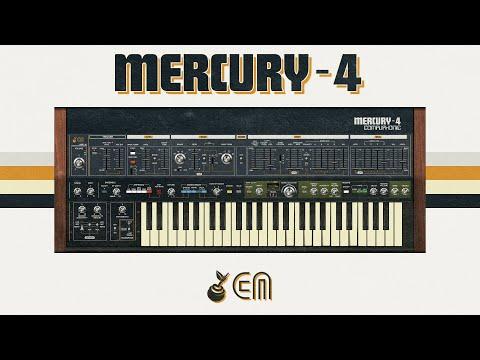 Mercury-4 🌌   Cherry Audio
