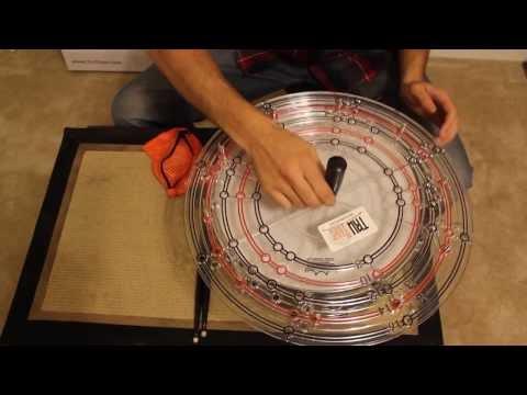Tru Tuner: Rapid Drum Head Replacement System