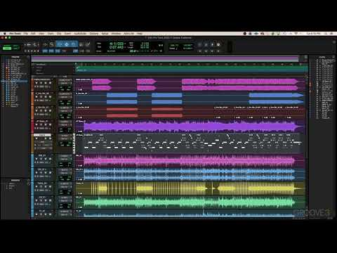 Introduction to New Features in the Pro Tools 2020.11 Update
