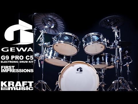 GEWA G9 Pro C5 - First Impressions with Alan Arber