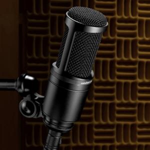 AT2020 microfoon