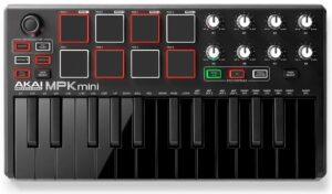 Akai Professional MPK Mini MKIII 25 toetsen USB MIDI Controller