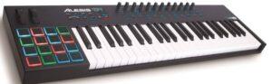 Alesis VI49 USB MIDI Keyboard Controller