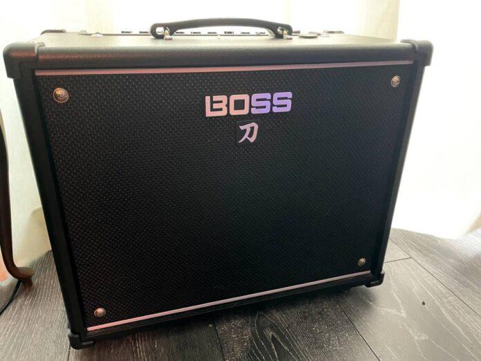 Boss Katana 50 budget amp
