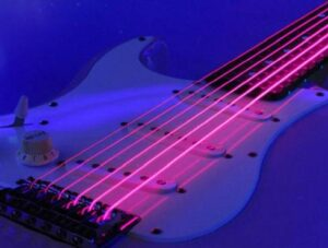 Elecitrische gitaar snaren
