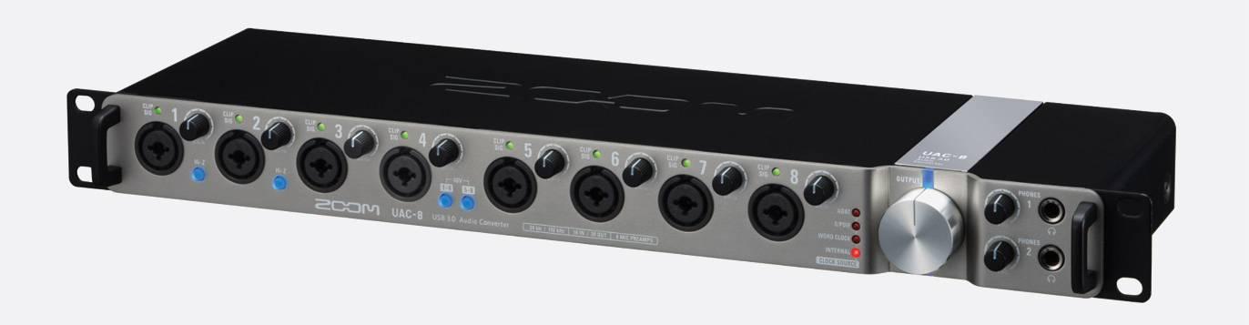 Audio interface Zoom