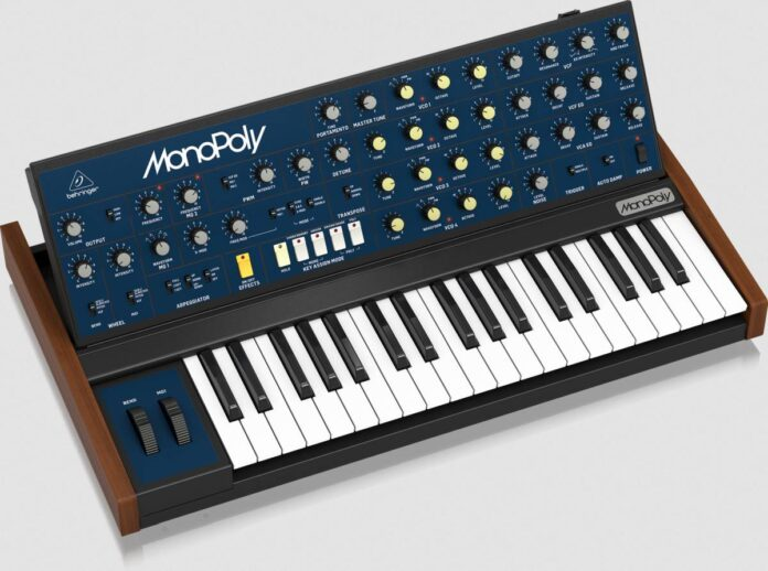 Behringer Monopoly synth